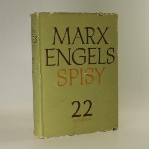 náhled knihy - Spisy XXII