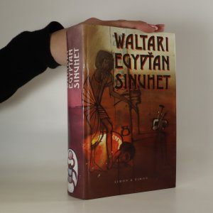 náhled knihy - Egypťan Sinuhet. Patnáct knih ze života lékaře