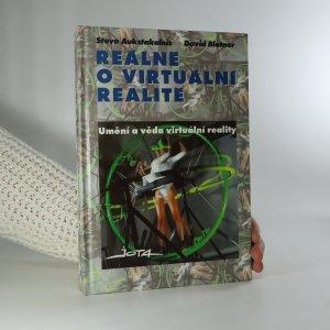 náhled knihy - Reálně o virtuální realitě. Umění a věda virtuální reality