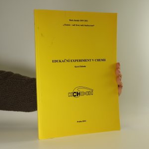 náhled knihy - Edukační experiment v chemii