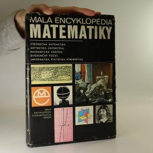 náhled knihy - Malá encyklopédia matematiky