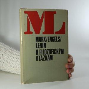 náhled knihy - K filozofickým otázkám