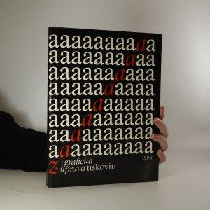 náhled knihy - Grafická úprava tiskovin