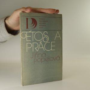 náhled knihy - Étos a práce. O etice povolání