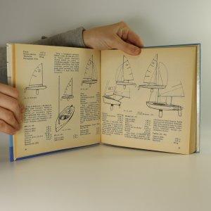 antikvární kniha Plachetnice, 1980