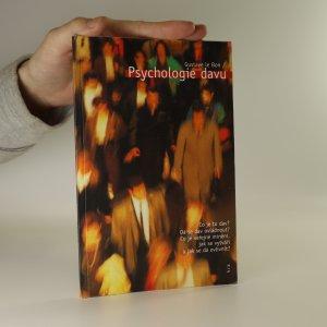 náhled knihy - Psychologie davu