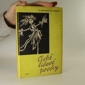 náhled knihy - České lidové pověry