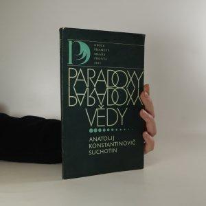 náhled knihy - Paradoxy vědy