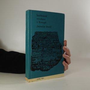 náhled knihy - Buržoazní revoluce v Evropě