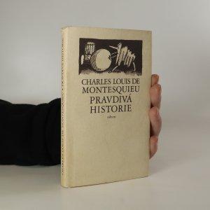 náhled knihy - Pravdivá historie