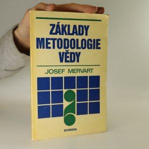 náhled knihy - Základy metodologie vědy. Aplikace na ekonomické vědy