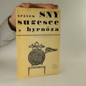 náhled knihy - Spánek, sny, sugesce a hypnóza