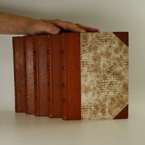 náhled knihy - 5 x Sebrané spisy Aloise Jiráska (viz foto)
