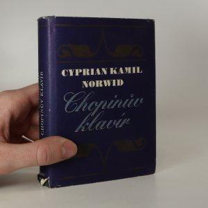 náhled knihy - Chopinův klavír