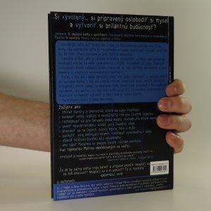 antikvární kniha Vyvolený, 2003