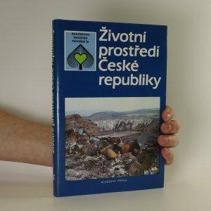 náhled knihy - Životní prostředí České republiky