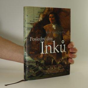 náhled knihy - Poslední dny Inků