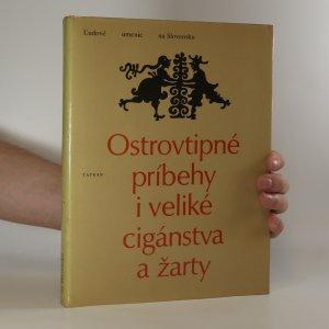 náhled knihy - Ostrovtipné príbehy i veliké cigánstva a žarty