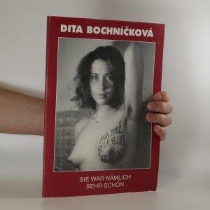 náhled knihy - Sie war nämlich sehr schön... (Ona totiž byla velice krásná...)