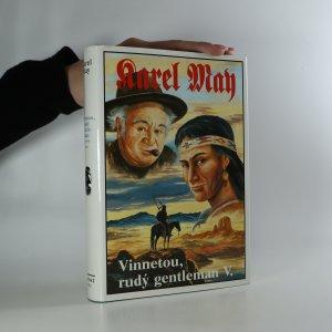 náhled knihy - Vinnetou, rudý gentleman V.