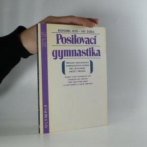 náhled knihy - Posilovací gymnastika. Příklady posilovacích gymnastických cvičení pro tělocvičnu, hřiště i přírodu
