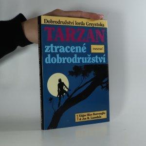 náhled knihy - Tarzan. Ztracené dobrodružství