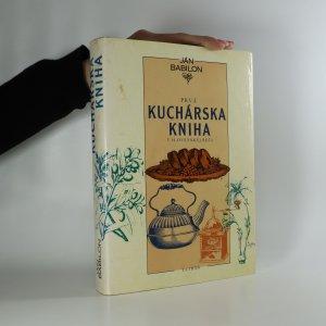 náhled knihy - Prvá kuchárska kniha v slovenskej reči