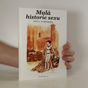 náhled knihy - Malá historie sexu