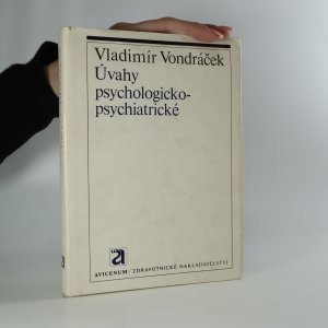 náhled knihy - Úvahy psychologicko-psychiatrické