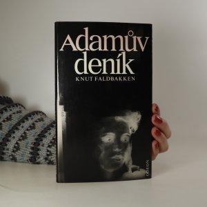 náhled knihy - Adamův denník