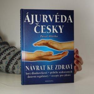 náhled knihy - Ájurvéda česky. Návrat ke zdraví