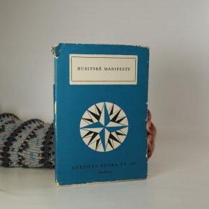 náhled knihy - Husitské manifesty