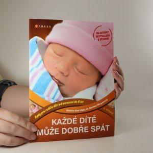 náhled knihy - Každé dítě může dobře spát