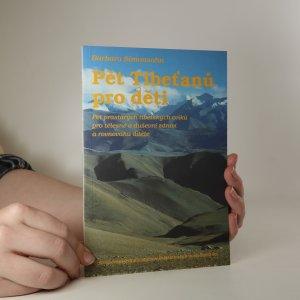náhled knihy - Pět Tibeťanů pro děti.