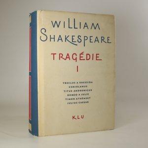 náhled knihy - Tragedie. Díl 1.