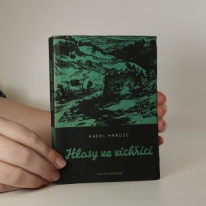 náhled knihy - Hlasy ve vichřici