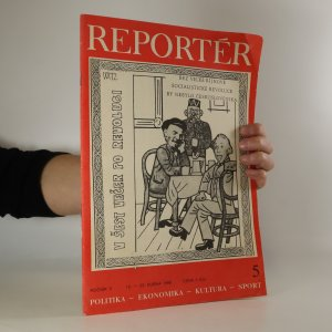 náhled knihy - Reportér (ročník V., číslo 5)