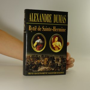 náhled knihy - Rytíř de Sainte-Hermine