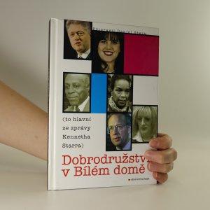 náhled knihy - Dobrodružství v Bílém domě
