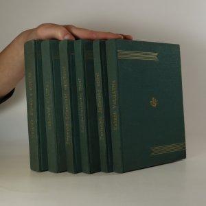 náhled knihy - Knihy slovenskej ligy (7 knih v 6 svazcích, viz poznámka)
