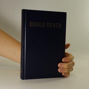 náhled knihy - Bible svatá