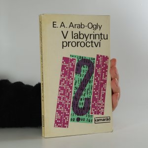 náhled knihy - V labyrintu proroctví