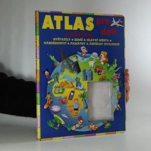 náhled knihy - Atlas pro děti (karty chybí)