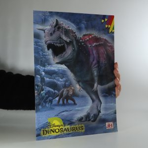 náhled knihy - Disney's dinosaurus (chybí tiráž)