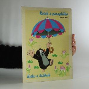 náhled knihy - Krtek a paraplíčko