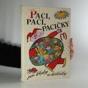 náhled knihy - Paci, paci, pacičky I