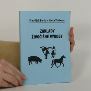 náhled knihy - Základy živočišné výroby
