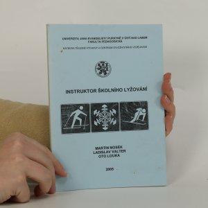 náhled knihy - Instruktor školního lyžování