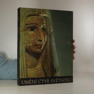 náhled knihy - Umění čtyř světadílů z českých sbírek mimoevropského umění