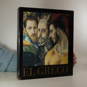 náhled knihy - El Greco. Doménikos Theotokópulos, 1541-1614